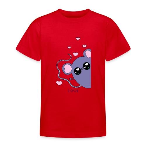 Minimi la souris - T-shirt Ado