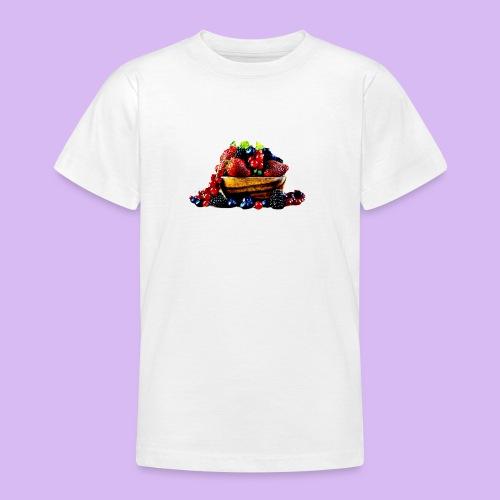 frutti di bosco - Maglietta per ragazzi