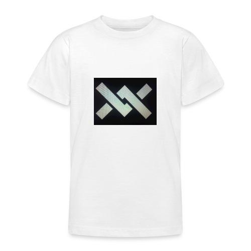 Original Movement Mens black t-shirt - Teenage T-Shirt