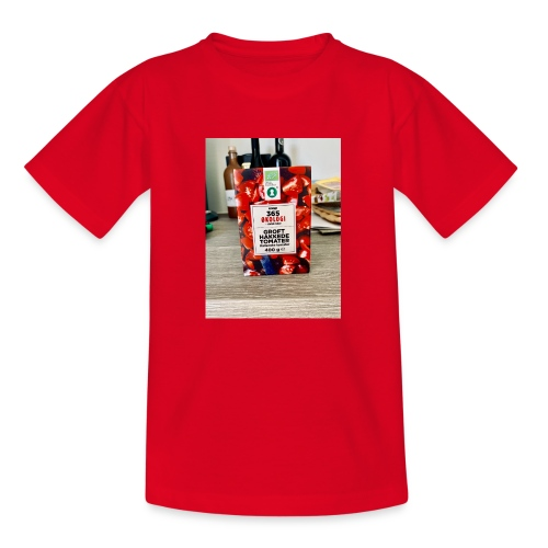 Tomato - Teenager-T-shirt