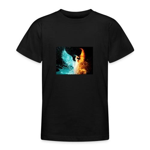 Elemental phoenix - Teenage T-Shirt