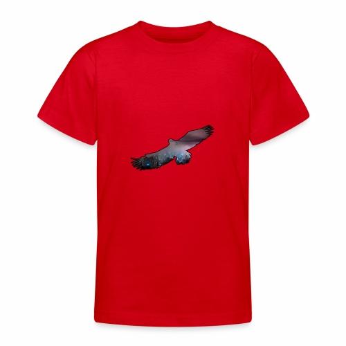 Le Rapace - J'peux pas j'suis un Rapace - T-shirt Ado
