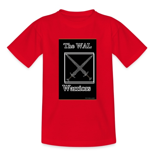 WAL Warriors - Teenage T-Shirt