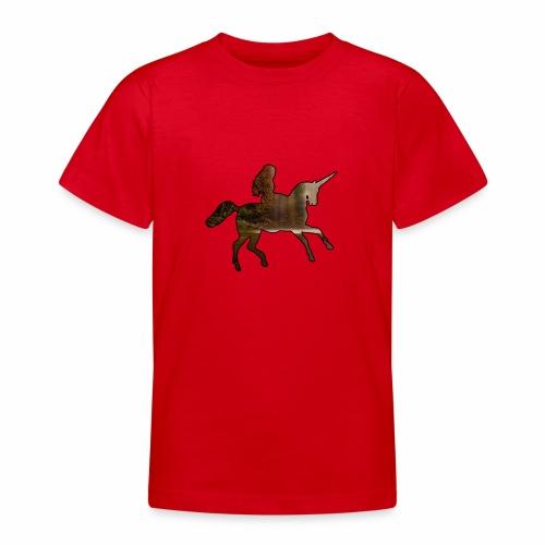 La Licorne - J'peux pas j'ai Licorne - T-shirt Ado