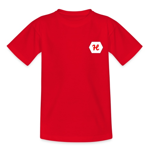 FANCY HEXOR LOGO - Teenage T-Shirt