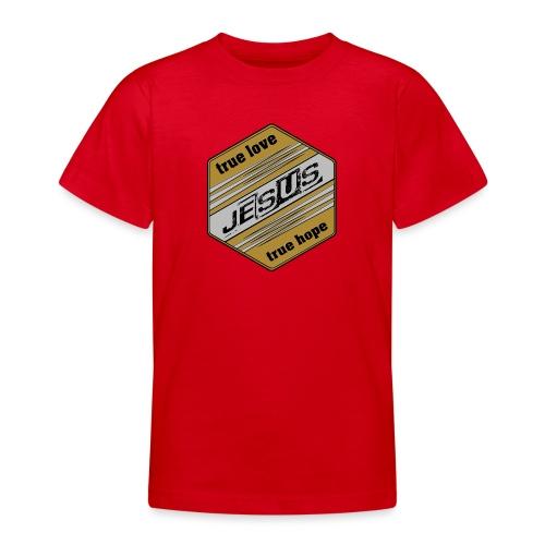 jesus 6eck - Teenager T-Shirt