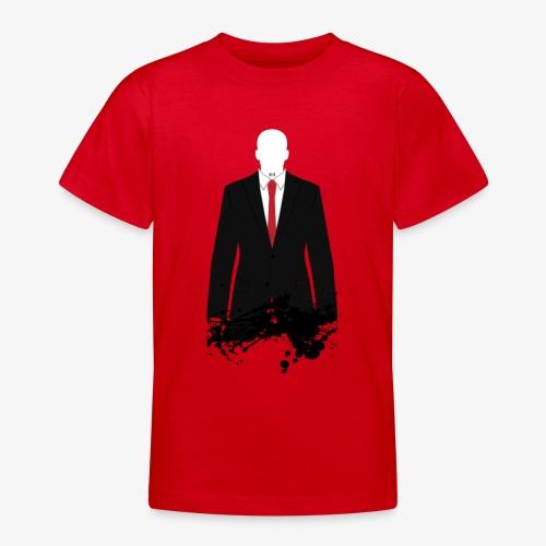 The Hitman - Black Stain - Teenage T-Shirt