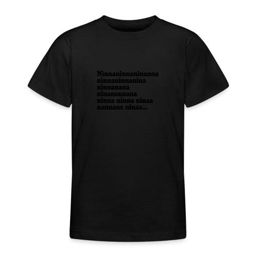 BOKTIPSET - T-shirt tonåring
