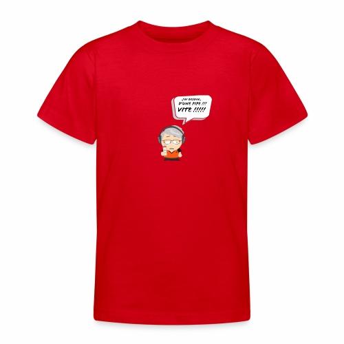 Le Vieux Bourré - T-shirt Ado