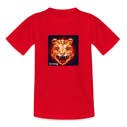 Tiger - Teenager T-Shirt