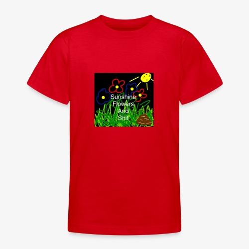 46F0F1F7 1A1F 49BC B472 BF5E2ADEC83A - Teenage T-Shirt