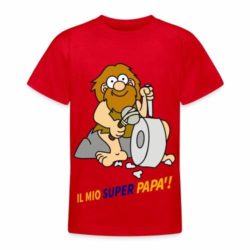 Festa del Papà - Maglietta per ragazzi