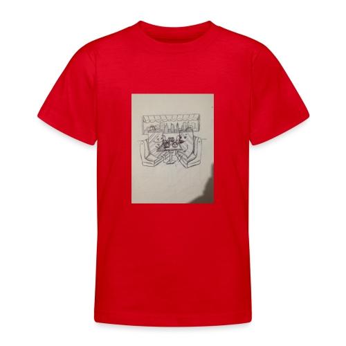 Compartimos juntos - Camiseta adolescente