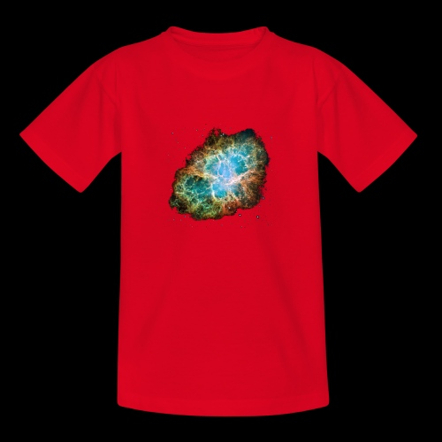 Crabnebula - Teenager T-Shirt
