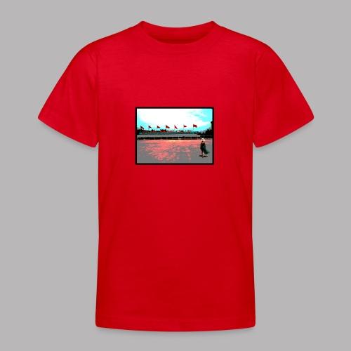 Ho Chi Minh - Teenage T-Shirt