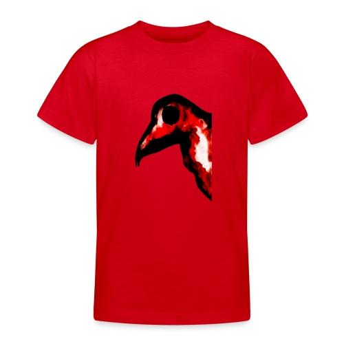 Oiseau rouge de feu - T-shirt Ado