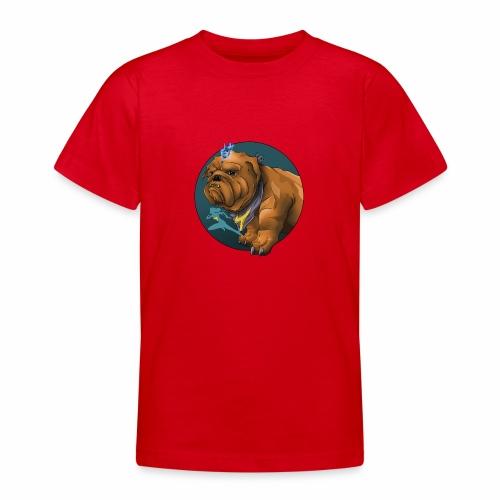 Lockjaw and Kamala Kahn - Teenager T-Shirt