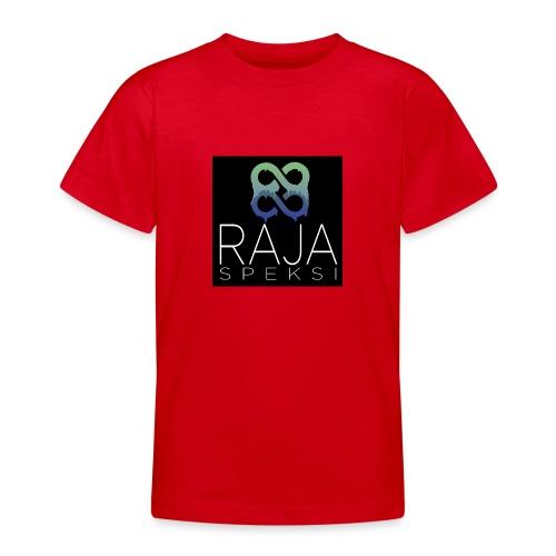 RajaSpeksin logo - Nuorten t-paita