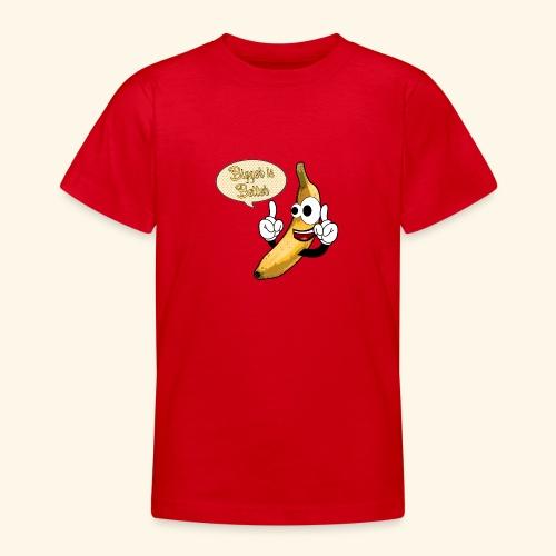 The big banana - Maglietta per ragazzi