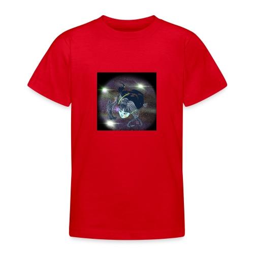the Star Child - Teenage T-Shirt