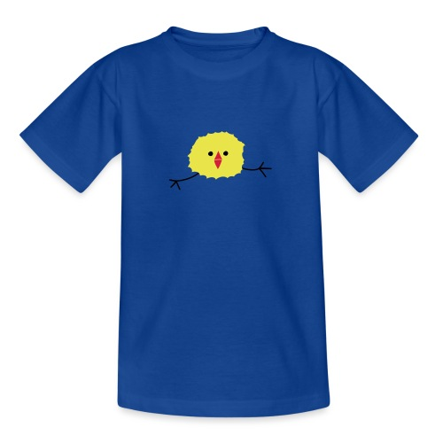 Silly Running Chic - Teenager T-shirt