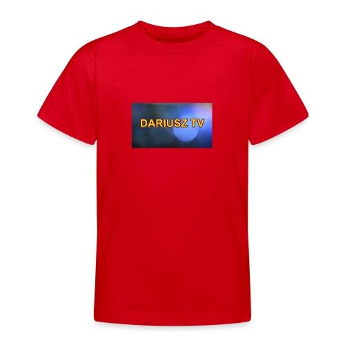 DARIUSZ TV - Koszulka młodzieżowa