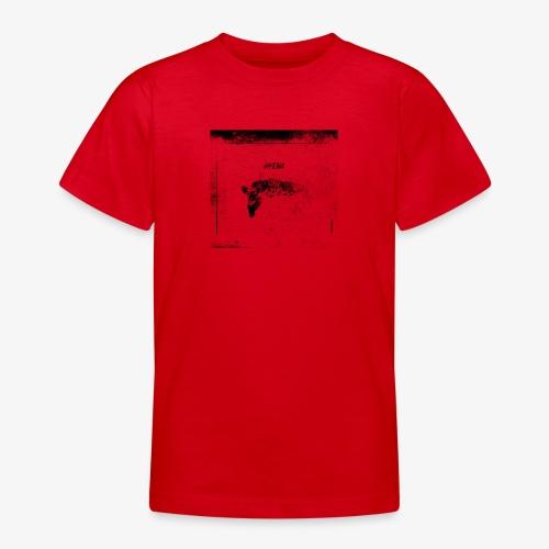 Hyena Black - T-shirt tonåring