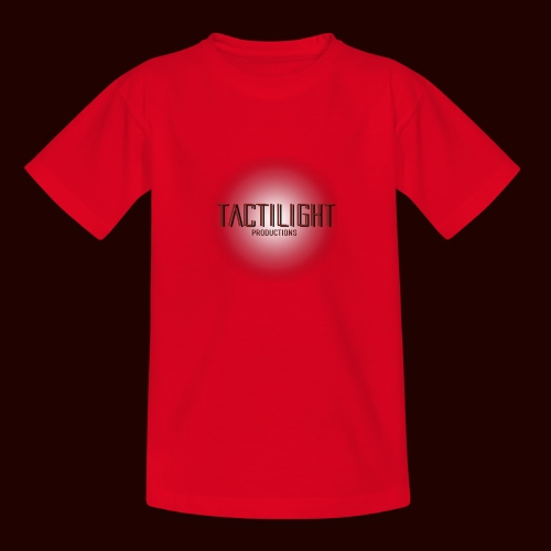 Tactilight Logo - Teenage T-Shirt