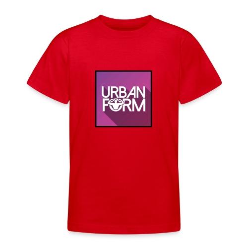 Logo URBAN FORM - T-shirt Ado