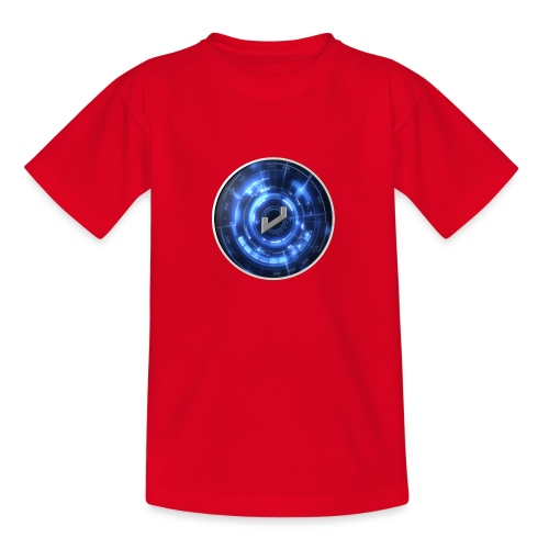 BallisticJimmyFTW Profile Circle - Teenage T-Shirt
