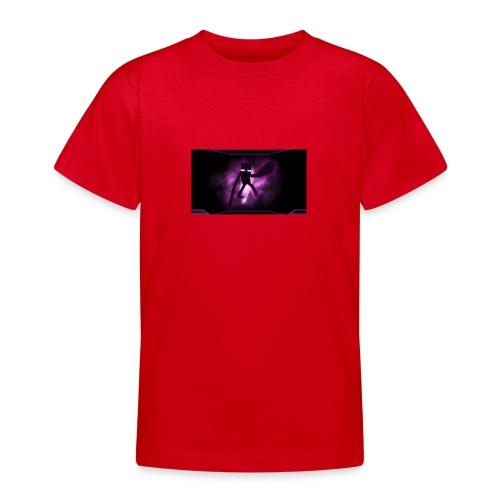 Cake sy LP Mech Enderman - Teenager T-Shirt