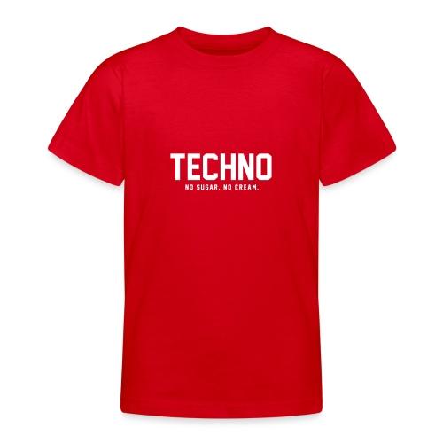Dark Techno - Teenage T-Shirt