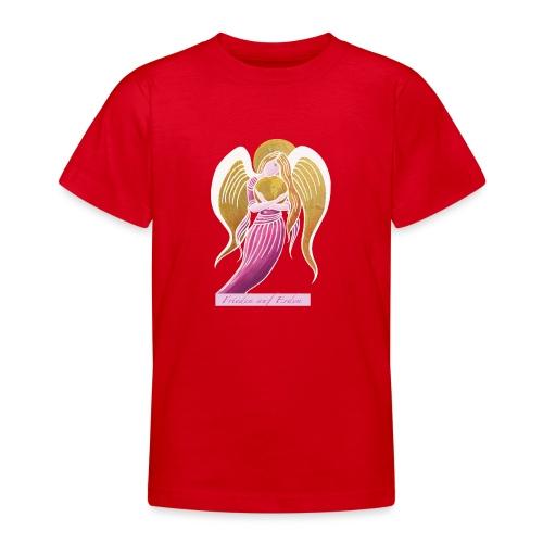 Engel der Weihnacht - Sonja Ariel von Staden - Teenager T-Shirt