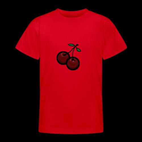 CHERRIES - Teenager T-shirt