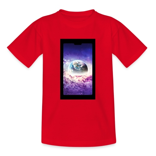 Univers - T-shirt Ado