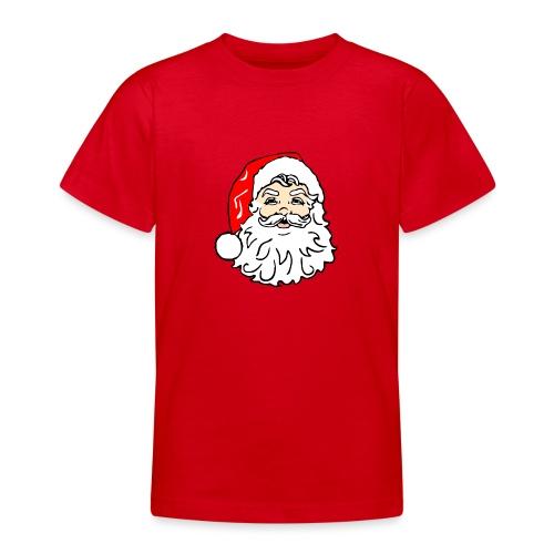 Isle of Xmas Big Poppa - Teenage T-Shirt