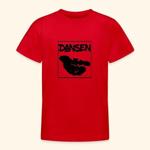 Dansen Karta - T-shirt tonåring