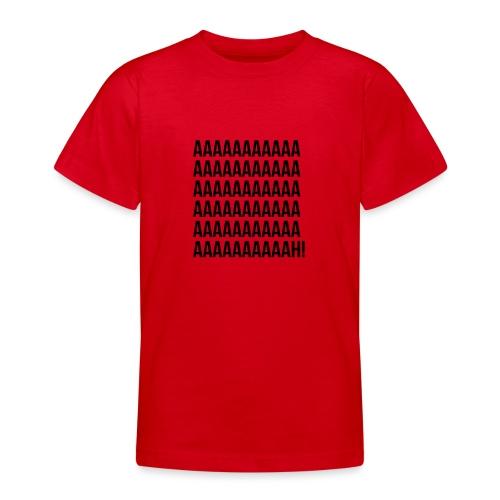 Aaaaaaaah! - T-shirt Ado