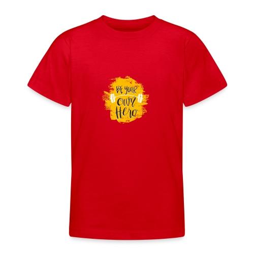 GYM Hero - Nuorten t-paita