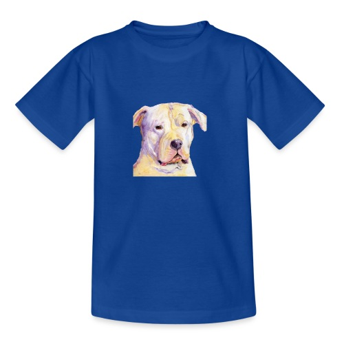 dogo argentino - Teenager-T-shirt
