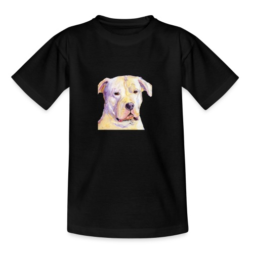 dogo argentino - Teenager-T-shirt