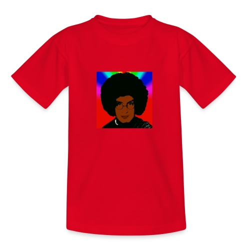 afro1 - Teenager T-Shirt