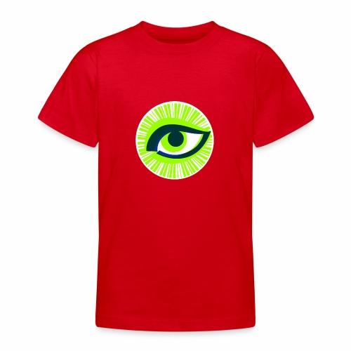 Auge - Teenager T-Shirt