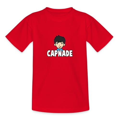 Basic Capnade's Products - Teenage T-Shirt