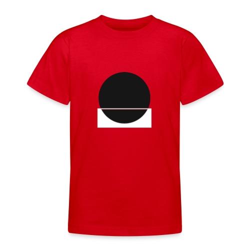 Bianco e nero - Teenage T-Shirt