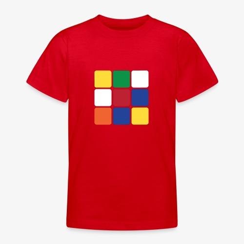 Square - Maglietta per ragazzi