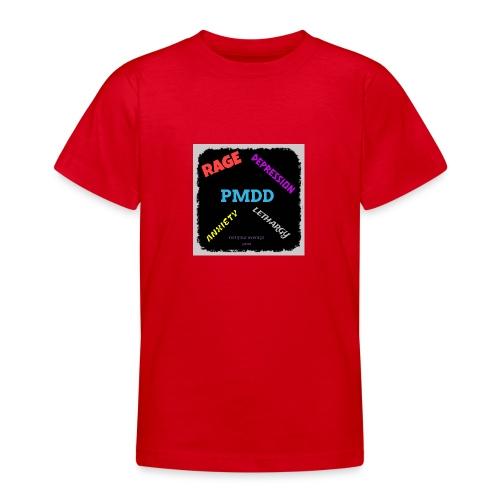 Pmdd symptoms - Teenage T-Shirt