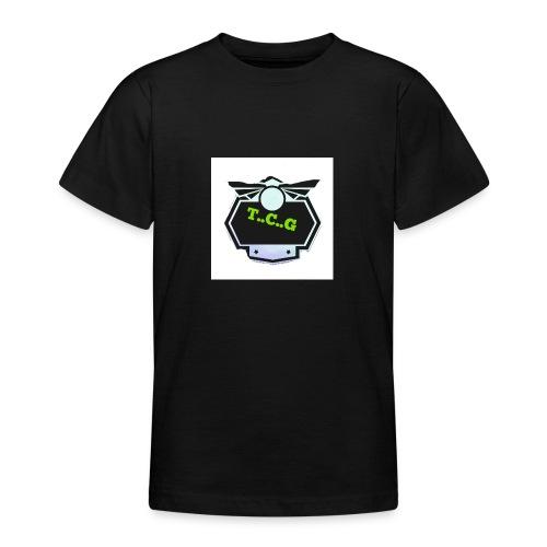 Cool gamer logo - Teenage T-Shirt