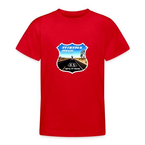 STIMSSON STUDIO - T-shirt tonåring