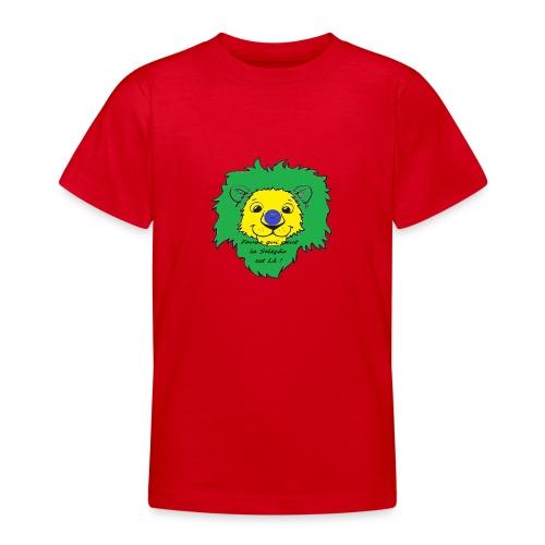 Lion supporter Brésil - T-shirt Ado
